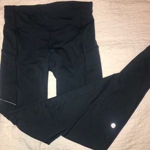 Lululemon speed up tight *tech fleece